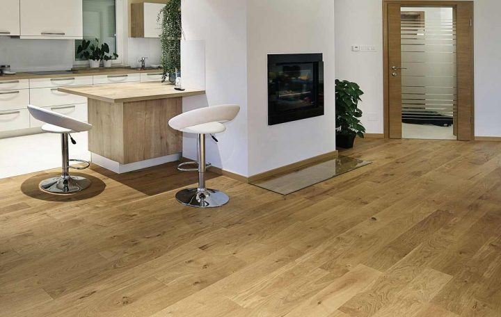 Hrast naturelle | Floor Experts