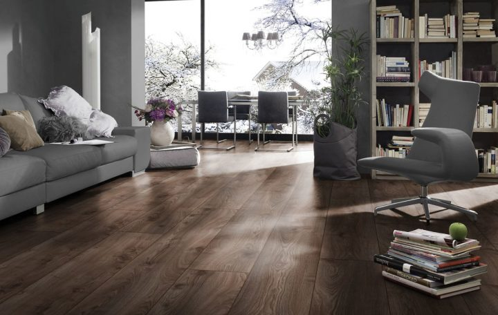 Hrast terra brown | Floor Experts