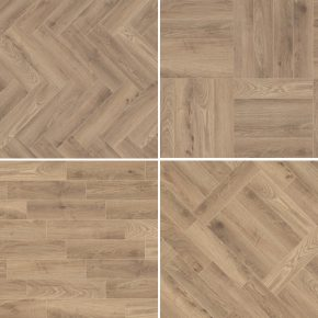 Laminat K285 HRAST HAYBRIDGE KROTET-K285A0 | Floor Experts