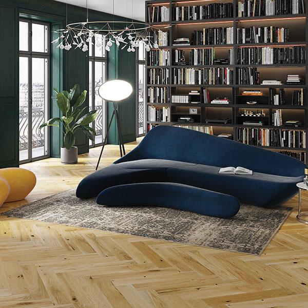 Parket HRAST BONIFACIO ARTHER-BON100 Posetite centar podnih obloga Floor Experts